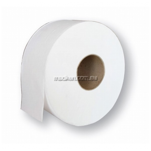 View F-300 Jumbo Toilet Roll 300m details.