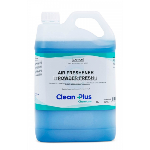 View Air Freshener Powder Fresh Water Based details.