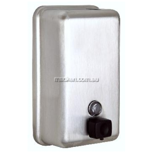 View BBR-007 Soap Dispenser Vertical 1.2L Liquid details.