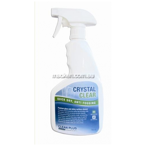 BCP-314 Crystal Clear Premium Glass Window and Shiny Surface Cleaner
