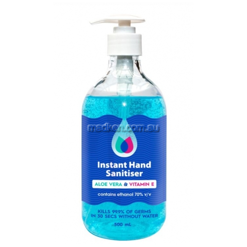 View CPL-346 Instant Hand Sanitiser details.