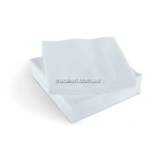 View NK3233WH 3 Ply Dinner Napkin details.
