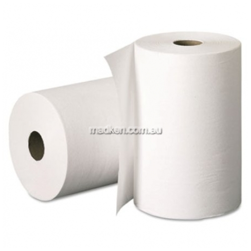 Paper Roll Towel Industrial 80m