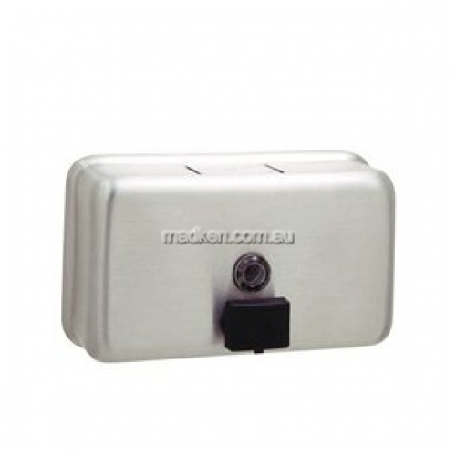 View B2112 Soap Dispenser Liquid 1.2L details.