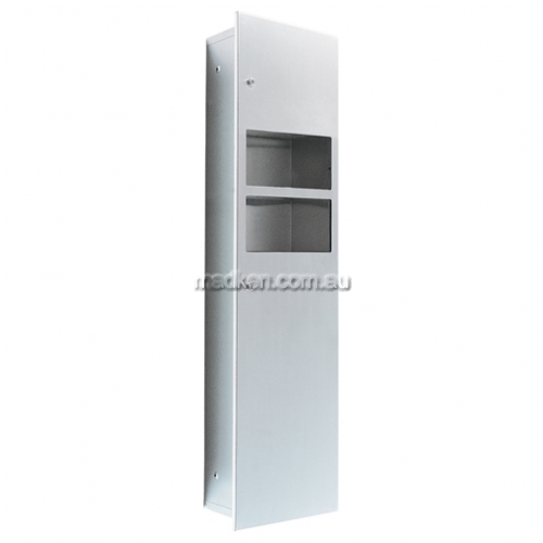 View 3847 2-In-1 Combo Unit, Dryer and Waste Bin 30L details.