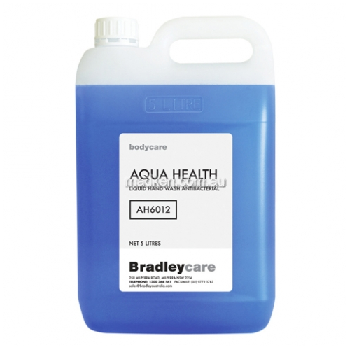 View AH6012 Anti-Microbial Hand Soap, Aqua Health details.