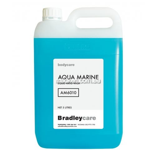 View AM6010 Aqua Marine Liquid Hand Wash details.
