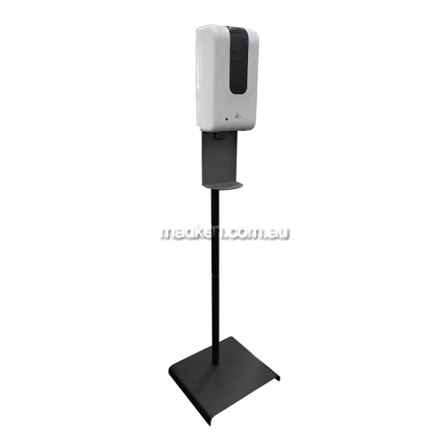 View 68602 Sanitising Gel Dispenser with Square Stand details.