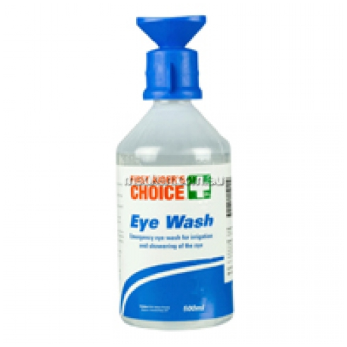 View 876234 Saline Eye Rinse with Eye Cap details.