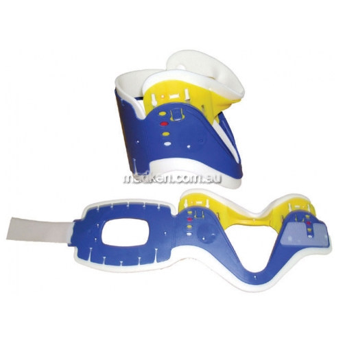 View Adjustable Cervical Collar Brace details.