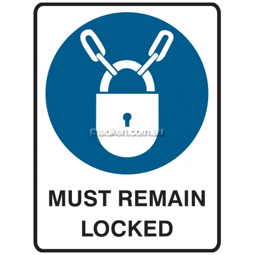 View Must Remain Locked details.