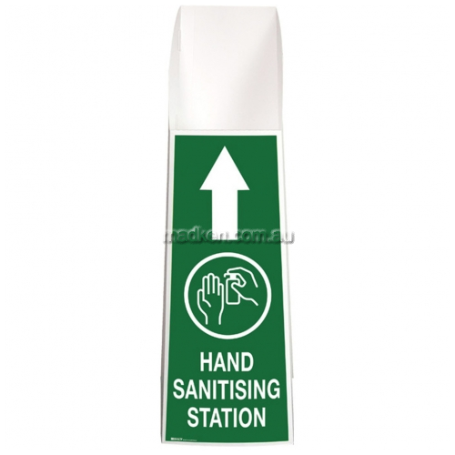 View Mini Hand Sanitising Station Floor Stand details.