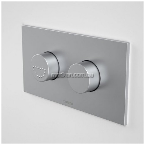 View Round Dual Flush Plate and Raised Care details.