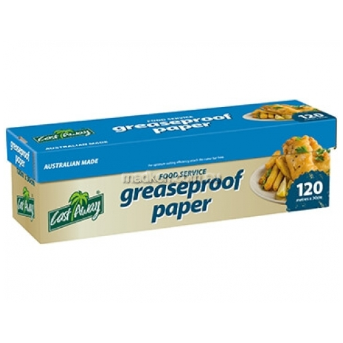 View Grease Proof Banking Paper Roll CA-GP-ROLL details.