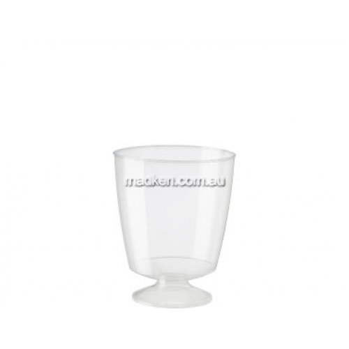View Wine Glass Plastic Clear details.