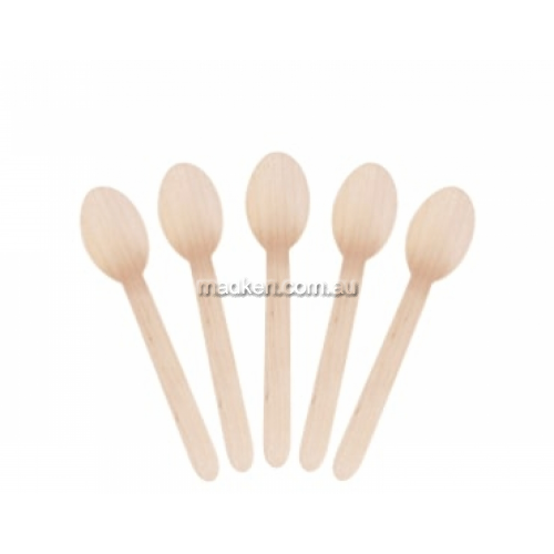 View CA-WCS Wooden Spoons Single Use details.