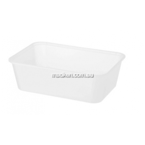 View Rectangle Takeaway And Storage Containers details.