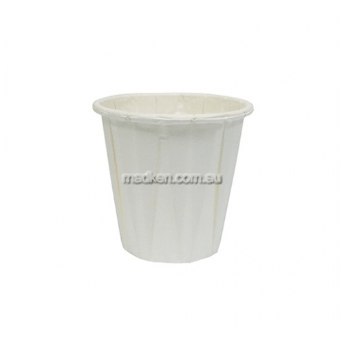 View Medical Pleated Paper Water Cups details.