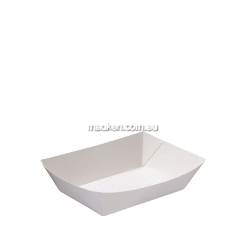 View Paper Food Tray White details.