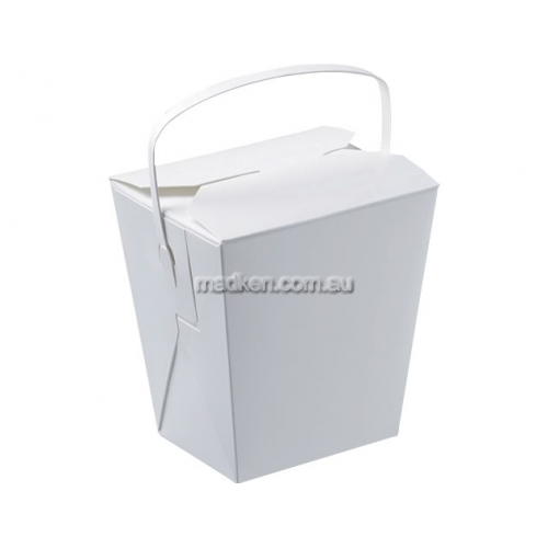 View Cardboard Food Pail with Handle Extra Large 946ml details.