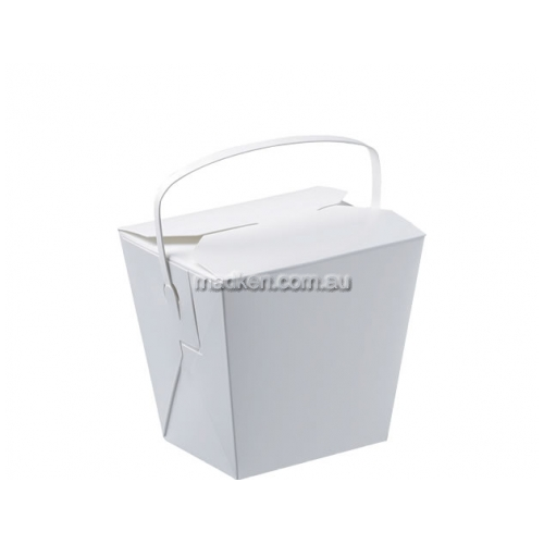 View Cardboard Food Pail with Handle Medium 473ml details.