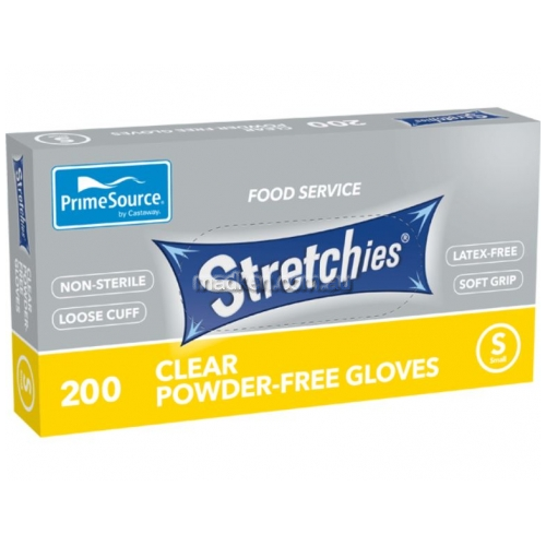View Disposable Gloves, Latex Free, Powder Free, Small details.