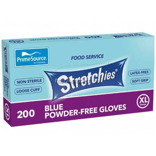 View Disposable Gloves, Latex Free, Powder Free, XL details.