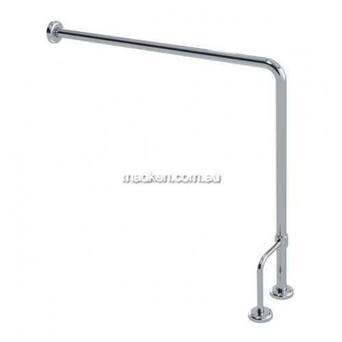 View CF882 Free Standing Rail with Rotating Leg details.