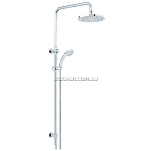 View TW029CP Dual Shower with Princess Hand Piece details.