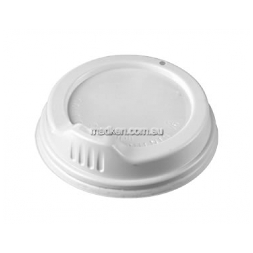 Sippa Lid White for Foam Cups