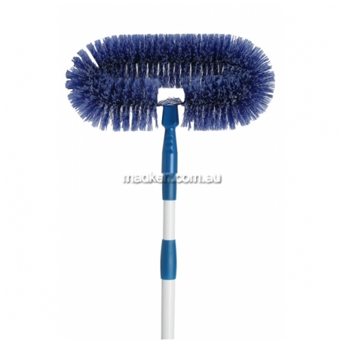View Fan Brush with Telescopic Handle details.