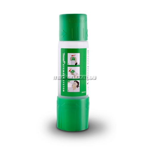 View TOB500 Transport Eyewash Bottle details.