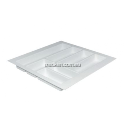 View Basic Cutlery Tray, For 500mm Drawer Depth details.