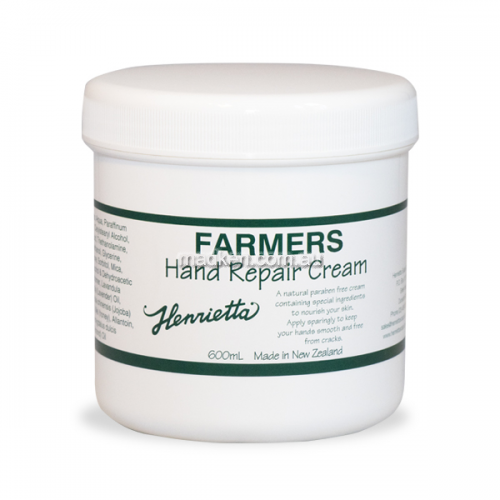 View 175b Farmers Hand Repair Cream 600ml details.