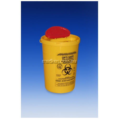View Waste Disposal Container Round 2L details.