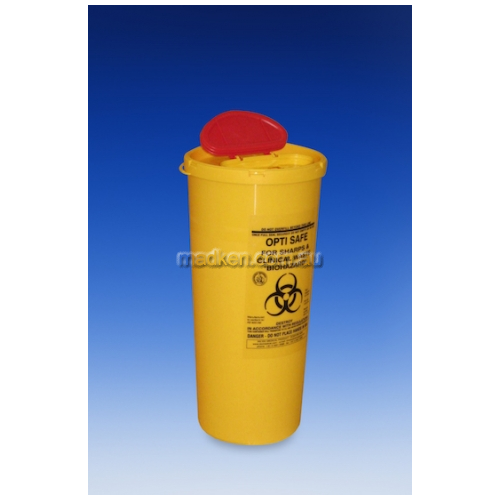 View Waste Disposal Container Round 3L details.