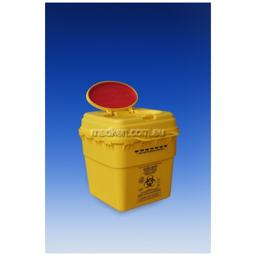 View Waste Disposal Container Square 2.5L details.