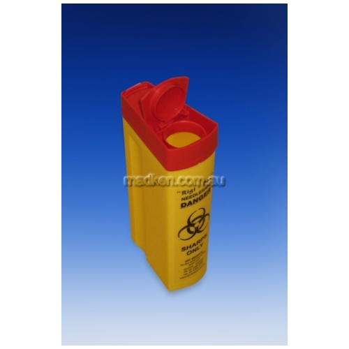 View Waste Disposal Container Square 300ml details.