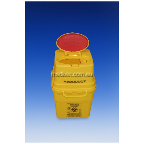 View Waste Disposal Container Square 4L details.