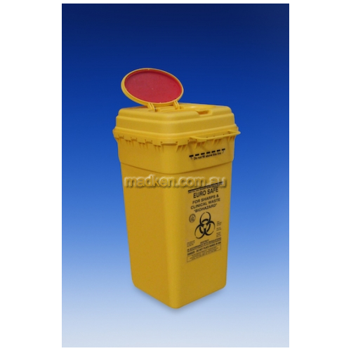 View Waste Disposal Container Square 6L details.