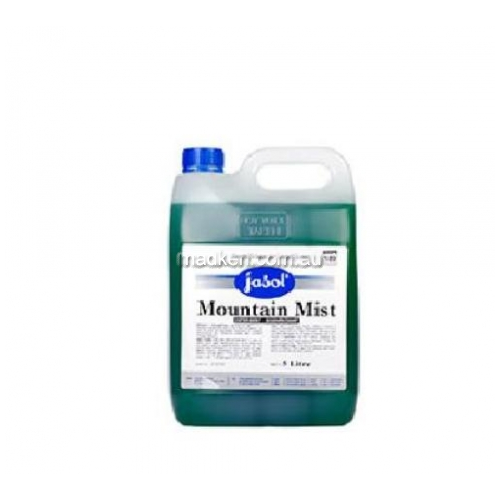 View 2043570 Jasol Mountain Mist Disinfectant details.