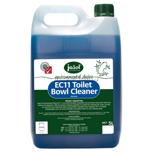View EC11 Toilet Bowl Cleaner details.