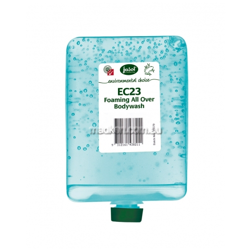 View EC23 Foaming All Over Bodywash details.
