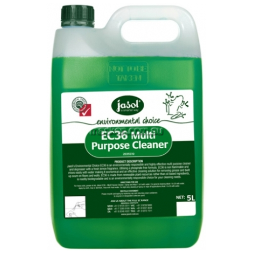 View EC36 Multi Purpose Cleaner details.