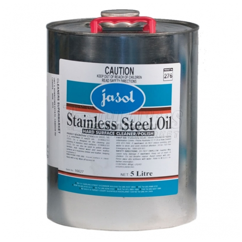 View Stainless Steel Oil Cleaner and Polish details.