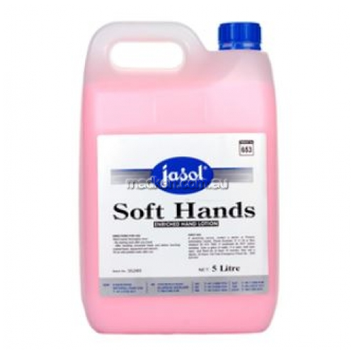 View 2073650 Soft Hands Premium Liquid Hand Soap details.