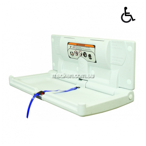 View Baby Change Table Horizontal Surface Mount details.