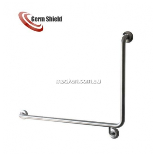 View GNS-9 Toilet Grab Rail 90 Degree 965 x 600mm details.