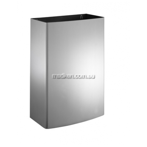 View 20826 Waste Bin 48.4L Surface Mounted details.