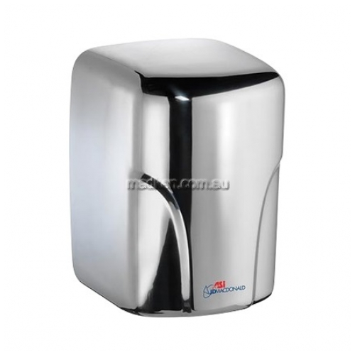 View Hand Dryer High Velocity Automatic 69 Decibel details.